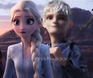 disney, frozen, and jackelsa image