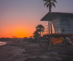 america, beach, and ocean image
