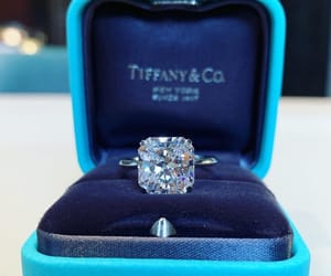jewelry, luxury, and ring image