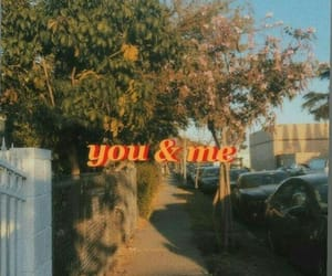 aesthetic, you, and me image