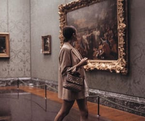 art, gallery, and jacket image