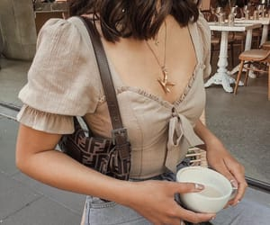 fashion, clothes, and coffee image