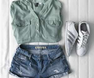 adidas, Zara, and fashion image
