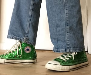 all stars, converse, and fashion image