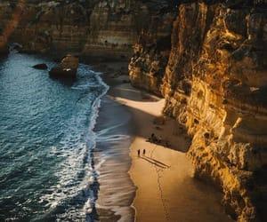 coast, sea, and sun image
