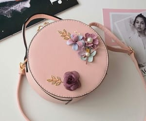 fashion, bags, and girls image