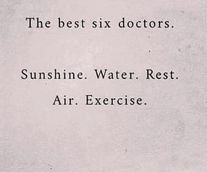 quotes, air, and exercise image