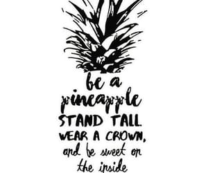pineapple and quotes image
