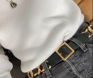belt and fashion image