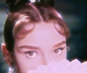 audrey hepburn, actress, and vintage image