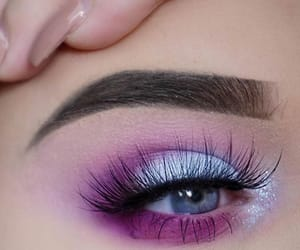 body, colors, and eye makeup image