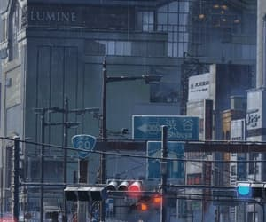 anime, ☔, and gif image