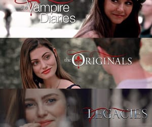 The Originals, the vampires diaries, and legacies image