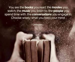 you are, choose wisely, and the music you listen to image