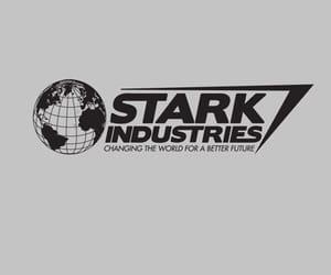 Marvel, stark, and tony stark image
