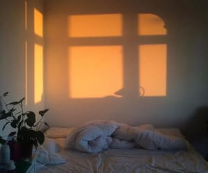 room, sun, and bedroom image