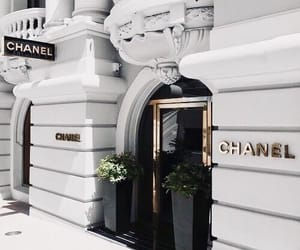 brand, chanel, and clothes image