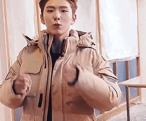 gif, kihyun, and monsta x image