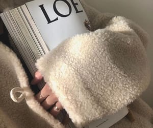 aesthetic, beige, and winter image