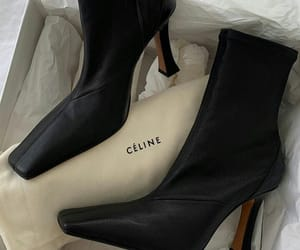 boots, celine, and chic image