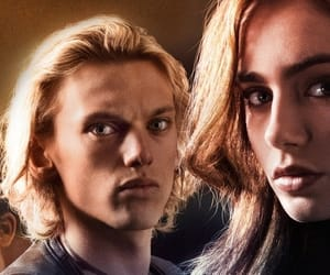 movies, city of bones, and lilly collins image