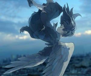 angel, anime, and girl image