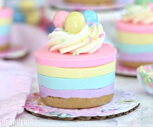 dessert, pastel, and sweets image