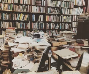 aesthetic, background, and bibliophile image