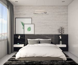 small bedroom, modern bedroom, and modern bedroom ideas image