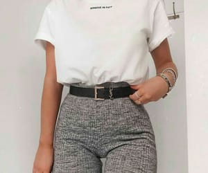 fashion, model, and outfits image