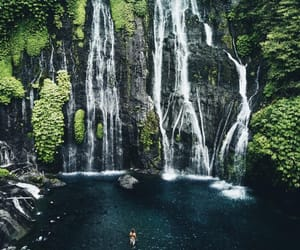 bali, beautiful, and explore image
