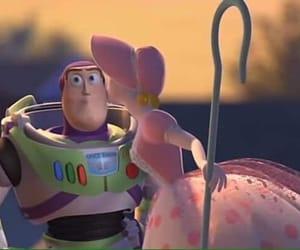 buzz lightyear, disney, and kiss image