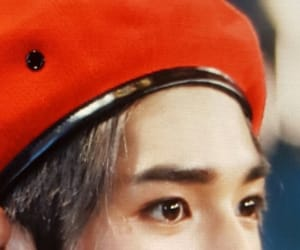 beret, details, and kpop image