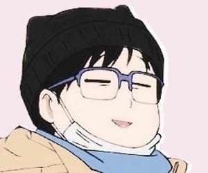 yuri on ice and yuuri katsuki image