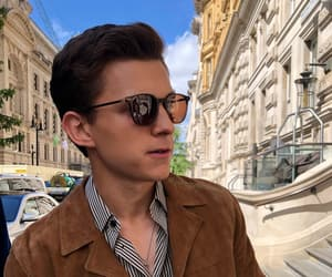 tom holland, actor, and spiderman image