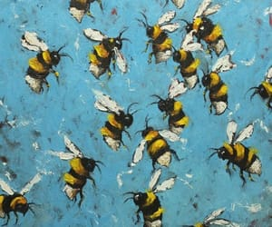 bee and art image