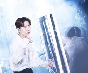 bts, jimin, and beyond the scene image