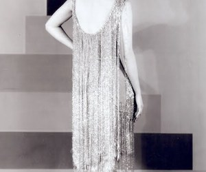 1920s, dress, and fashion image