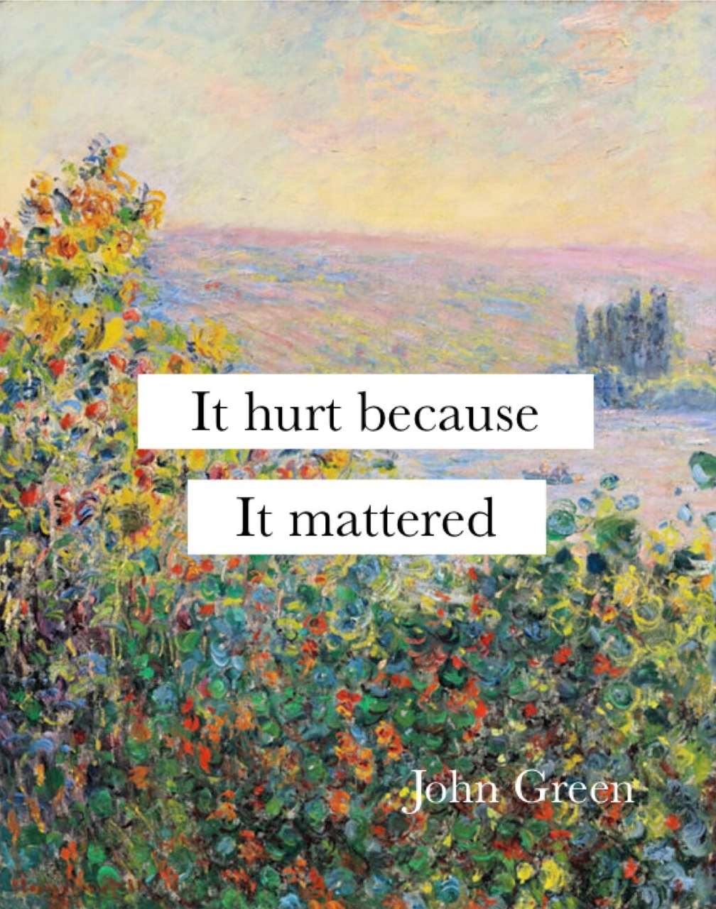 john green, life, and words image