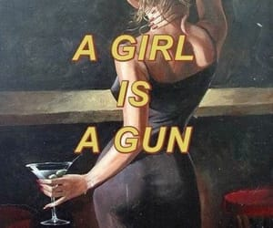booty, girl, and gun image