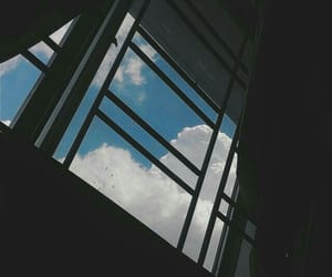 wallpaper, clouds, and aesthetic image
