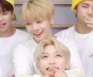 boys, felix, and JYP image