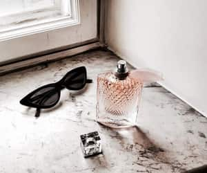 perfume, accessories, and chic image
