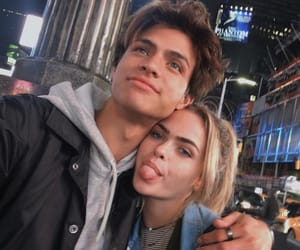 couple, summer mckeen, and dylan jordan image