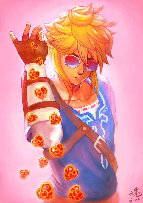 Link Botw Hahaha Discovered By Havva On We Heart It