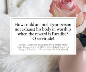 islam, muslim, and paradise image