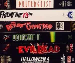 horror, 80's, and aesthetic image