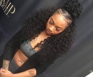braids and curls image
