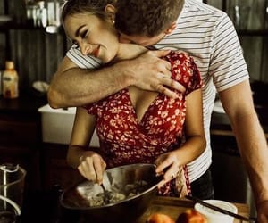 bb, boyfriend, and kiss image