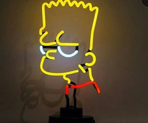 bart simpson, hipster, and cute image